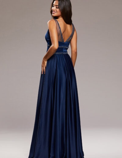Twilight Blue Christian Koehlert Prom dress